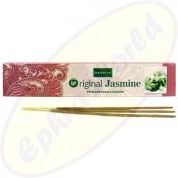 Nandita Original Jasmine Premium Masala Räucherstäbchen