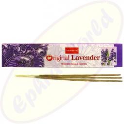 Nandita Original Lavender Premium Masala Räucherstäbchen