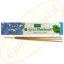 Nandita Original Patchouli Premium Masala Räucherstäbchen