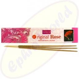 Nandita Original Rose Premium Masala Räucherstäbchen