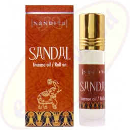 Nandita Sandal Incense Oil - Parfüm