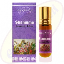 Nandita Shamama Incense Oil - Parfüm Roll On