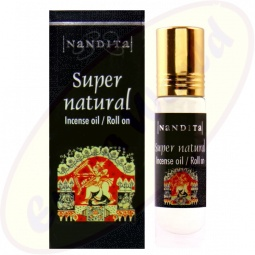 Nandita Super Natural Incense Oil - Parfüm Roll On