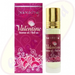 Nandita Valentine Incense Oil - Parfüm Roll On
