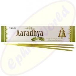 Nikhil´s Aaradhya Premium Masala Räucherstäbchen
