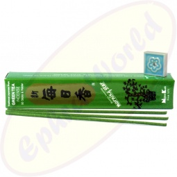Nippon Kodo Morningstar Green Tea japanische Räucherstäbchen
