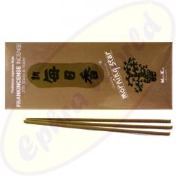 Nippon Kodo Morningstar Frankincense (Weihrauch) 70g Räucherstäbchen