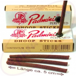 Padmini Dhoop Sticks Mini 10er