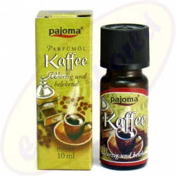 Pajoma Kaffee Parfümöl - Duftöl