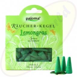 Pajoma Räucherkegel Lemonengras
