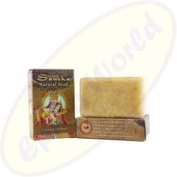 Prabhuji´s Gifts Pflegeseife Natural Calming Oatmeal (Hafer) 30g