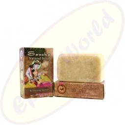 Prabhuji´s Gifts Pflegeseife Natural Refreshing Vetiver 30g