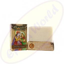 Prabhuji´s Gifts Pflegeseife Natural Relaxing Lavender 30g