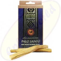 Prabhuji´s Gifts Palo Santo Amazonian Sticks 5er