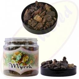 Prabhuji´s Gifts Myrrh Räucherharz 60g