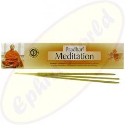 Pradhan Meditation Masala Räucherstäbchen