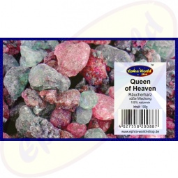 Queen Of Heaven Räucherharz Mischung 100g