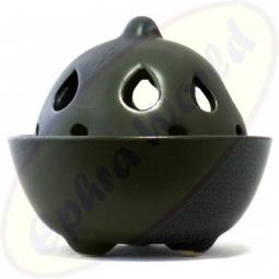 Räucherkegel Brenner Schwarz 8 x 7 cm