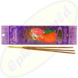 Prabhuji´s Gifts  (Ramakrishnananda) Lalita ayurvedische Masala Räucherstäbchen