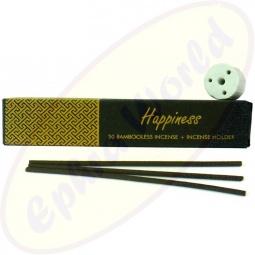 R.Expo Happiness indische Räucherstäbchen ohne Bambus