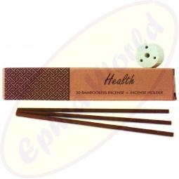 R.Expo Health indische Räucherstäbchen ohne Bambus