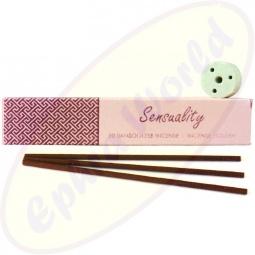 R.Expo Sensuality indische Räucherstäbchen ohne Bambus