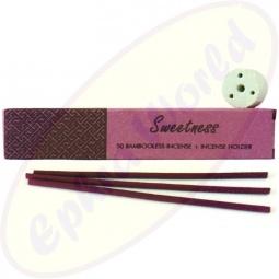 R.Expo Sweetness indische Räucherstäbchen ohne Bambus
