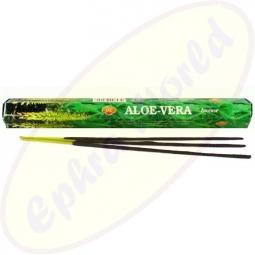 SAC Aloe Vera indische Räucherstäbchen
