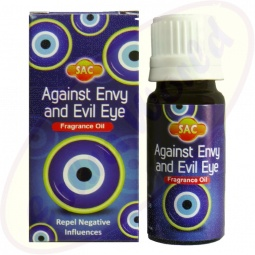 SAC Against Envy and Evil Eye Duftöl