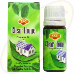 SAC Clear Home Duftöl