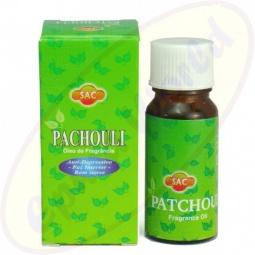 SAC Patchouli Parfüm Duftöl