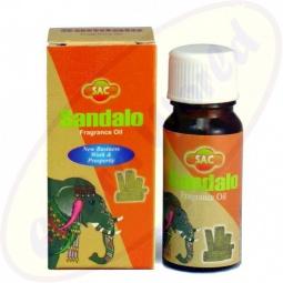 SAC Sandalo Parfüm Duftöl