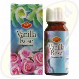 SAC Vanilla Rose Duftöl