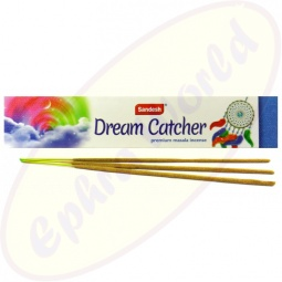 Sandesh Dream Catcher indische Masala Räucherstäbchen
