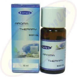 Satya Ayurveda Aroma Therapy Body Oil 10ml