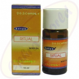 Satya Ayurveda Devotion Body Oil 10ml