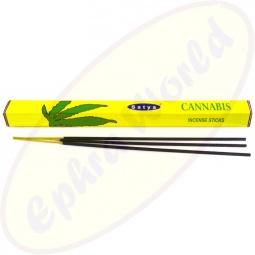 Satya LLP Cannabis Räucherstäbchen