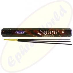 Satya LLP Chocolate Räucherstäbchen
