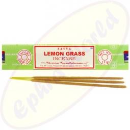 Satya Lemon Grass Masala Räucherstäbchen