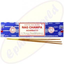 Satya Sai Baba Nag Champa indische Masala Räucherstäbchen (BNG) LLP 40g