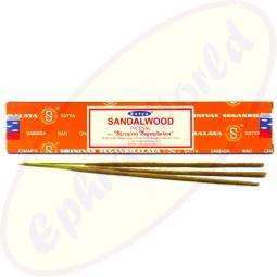 Satya Sandalwood Oriental indische Masala Räucherstäbchen