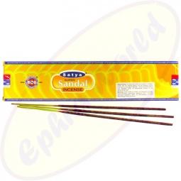 Satya Super Sandal indische Räucherstäbchen