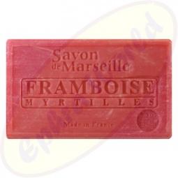 Le Chatelard 1802 Savon de Marseille Pflegeseife 100g Heidelbeere & Himbeere