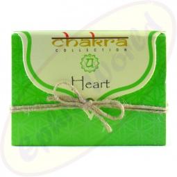 Song Of India Chakra Heart Kräuterseife 100g
