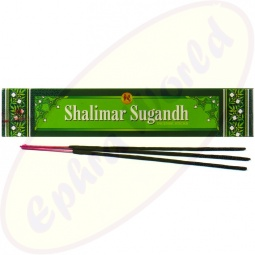 Shalimar Sugandh indische Räucherstäbchen