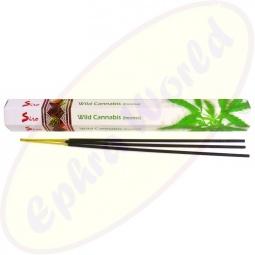 Siro Wild Cannabis Räucherstäbchen