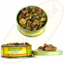 Song Of India Gum Opoponax Räucherharz 60g von R. Expo