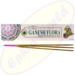 Stamford Goloka Ganesh Flora indische Masala Räucherstäbchen