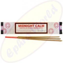 Stamford Masala Midnight Calm indische Masala Räucherstäbchen