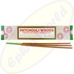 Stamford Masala Patchouli Woods indische Räucherstäbchen